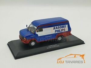 ALTAYA FORD TRANSIT ASSISTANCE RENAULT PHILLIPS 1/43