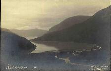 Loen Norwegen Norge Norway ~1920/30 Blick auf den Nordfjord Panorama ungelaufen