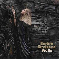 BARBRA STREISAND - WALLS 2018 UK CD * NEW *