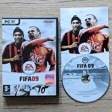 FIFA 09 Fußball Soccer EA Sports PC DVD Videospiel