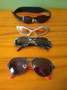 4 Pairs of Infant Sun Glasses