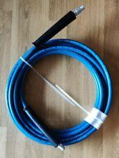 Suttner America 14 X 25 Blue Carpet Cleaning Solution Hose 3000 Psi 25ft