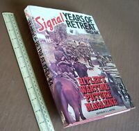 Signal Years of Retreat 1943-44 AH's Wartime Picture Mag in English Vintage 1979