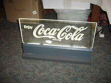 Vintage Coca-Cola Lighted Sign 8452