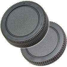 Objektivdeckel Gehäusedeckel kompatibel mit M43 MFT Micro 4/3 Panasonic Olympus