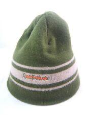 Hot Paws Winter Hat Green Toque Beanie Stocking Cap