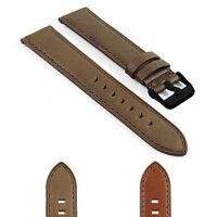 DASSARI 20mm Quick Release Strap Band w/ Matte Black Buckle