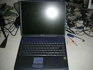 Sony Vaio PCG-971M