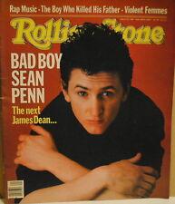 Sean Penn Rap Music Violent Femmes May 1983 Rolling Stone magazine