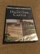 PBS: Secrets of Highclere Castle DVD  setting of Downton Abbey  NEW/SEALED