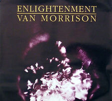 VAN MORRISON 1990 ENLIGHTENMENT SMALL PROMO POSTER ORIGINAL