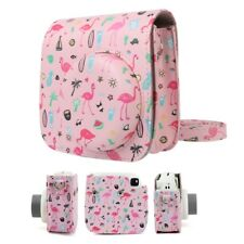 For Fujifilm Instax Mini 8/8+/9 Cute Fashion Camera Bag Flamingo Case Protector