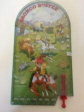 Schylling Bronco Buster Hand Held Pinball Game 2000