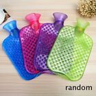 2000ml Transparent Hot-water Bag Winter Hand Warmer Thick PVC Bottle Large Carry