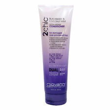 Giovanni 2Chic Blackberry & Coconut Milk Ultra-Repair Conditioner 8.5oz / 250ml