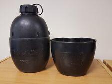 Genuine British Army 58 Pattern Water Bottle & Cup Mug Cadets Hiking Survival UK