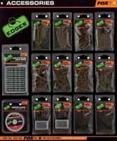 Fox Edges Terminal Tackle & Accessories Range