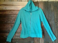 Bernadette Conte Zip Up Thermal Sweater (Size: XL