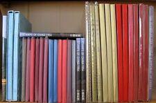 s1344) China Year Book Jahrbuch 32 St 1988 - 1999 ** 9x Seiden-Minister-Jahrbuch
