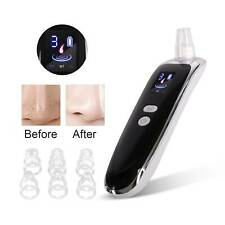 UK Electric Blackhead remover Acne Vacuum Cleaner Pore Skin Care Tools Nose Face