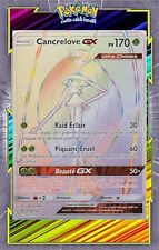 Cancrelove GX Secret - SL05:Ultra Prisme -158/156 -Carte Pokemon Neuve Française