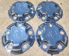 2004-2012 Dodge Ram 1500 Pickup Chrome wheel center caps hubcaps Set Of 4 OEM