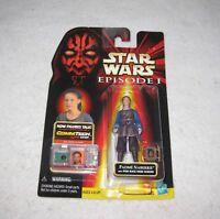 Star Wars Padme Naberrie Action Figure Episode 1 Hasbro 1998 MOC