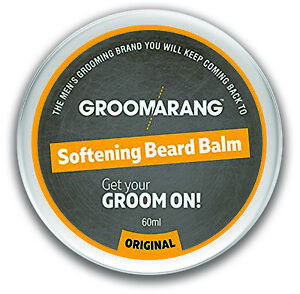 Premium Softening Beard Balm For Beards, Moustache, & Goatee Extra Strong 60ml