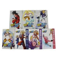 Dragonball DRAGON BALL Z KAI Complete DVD Series Seasons 1-7 1 2 3 4 5 6 7 NEW
