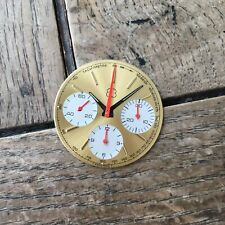 Valjoux 72 dial and hands