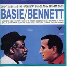★☆★ CD Count BASIE & Tony BENNETT	BASIE / BENNET - MINI LP REPLICA 11-TRACK
