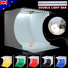 Light Room Photo Studio Photography USB LED Lighting Tent Backdrop Cube Box