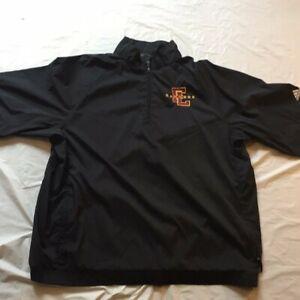 Men's Adidas Florida Rangers Short Sleeve Windbreaker Jacket