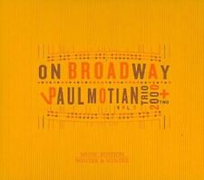 Paul Motian & Trio 2000 + Two : On Broadway Vol.5 CD