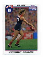 1992 Regina (60) Steven FEBEY Melbourne