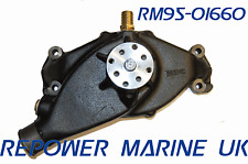 Water Pump for 7.4L 8.2L V8 Mercrusier, Volvo Penta, OMC, Crusader, 46-8M0113735