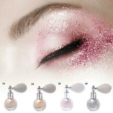 Beauty Makeup Fragrant Loose Powder Glitter Shimmer Dust Spray Body Face Make Up