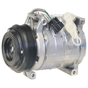For Buick Chevy GMC Saturn 3.6 V6 A/C Compressor and Clutch Denso