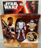 "Star Wars The Force Awakens 3.75"" Figure Armor Up Finn FN-2187 Stormtrooper"