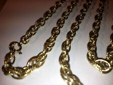 Vintage  gold tone guard chain 1960s