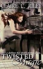 Raven's Cove: Twisted Magic by Claire C. Riley (2015, Paperback)