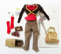 POWER MUSE Voyages Travel Wear INTEGRITY TOYS OUTFIT Fashion Royalty
