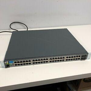 HP ProCurve J9147A 2910al-24G 24 Port Gigabit Switch with 2 x J9149A Module
