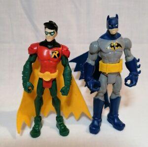 DC Batman Unlimited - Batman & Robin Figure Bundle Mattel