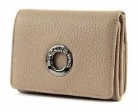 MANDARINA DUCK Mellow Leather Wallet XS Geldbörse Wiener Schachtel Simply Taupe