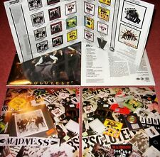 """MADNESS - ABSOLUTELY - DELUXE 2x 10"""" LP - LIMITED EDITION OF 1000 - STILL SEALED"""