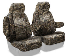 NEW Full Printed Realtree Max-5 Camo Camouflage Seat Covers / 5102039-20