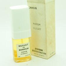 VINTAGE Caron Muguet 1 oz pure perfume extrait parfum spray