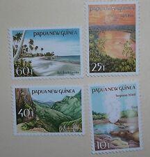 Papua New Guinea Stamp 610-13  MNH   Cat $4.00