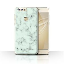 STUFF4 Back Case/Cover/Skin for Huawei Honor 8/Marble Rock Granite Effect